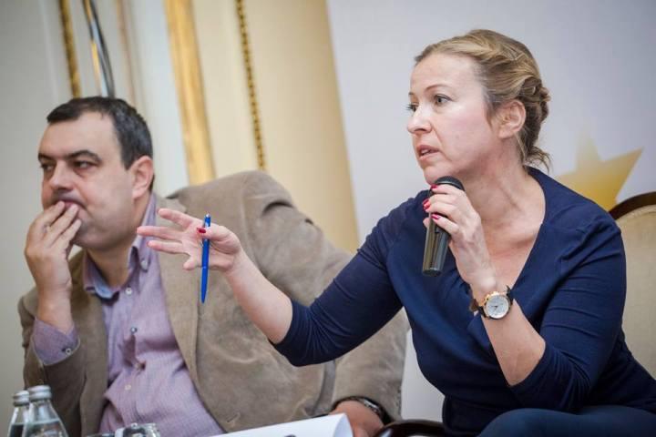 Petar Miletić i Tatjana Lazarević; Foto: KAS