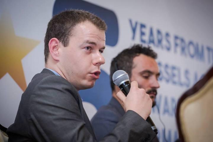 Marko Milosavljević; Foto: KAS
