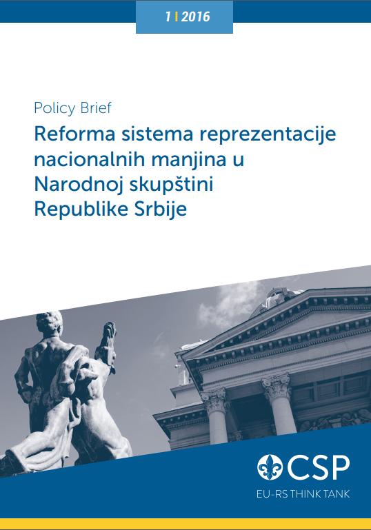 reforma sistema nacionalnih manjina