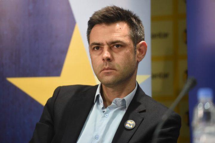 Igor Bandović; Foto: Tanjug / Dragan Kujundžić